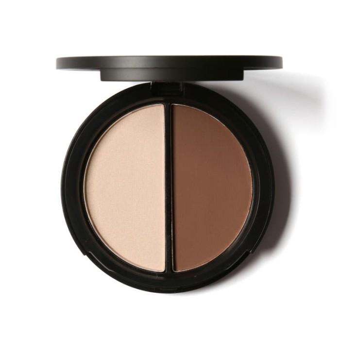 Fa05 focallure highlighter & contour powder duo - 02