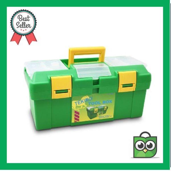 Jual PREMIUM TOOL BOX 0205 PLASTIK TEKIRO DSB - Insta Mart | Tokopedia