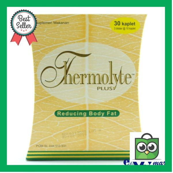 HIGH QUALITY Thermolyte Plus Isi 30 Kaplet JZAM