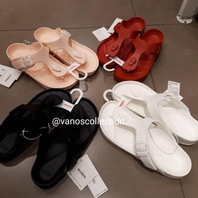 363cfd92b42 Jual SANDAL WANITA Dijamin Murah!!! Miniso Womens Fashionable Flip ...