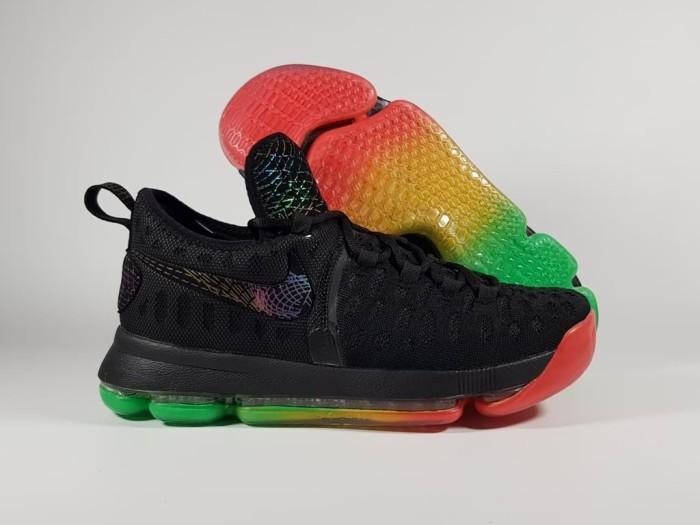 1e295c883f63 Jual Sepatu Basket Nike zoom KD 9 Rise and Shine - BN.SportStation ...