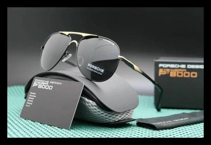 b153f1c524 Jual Bermutu Kacamata Sunglasses Porsche Design 8722 P8722 Polarized ...