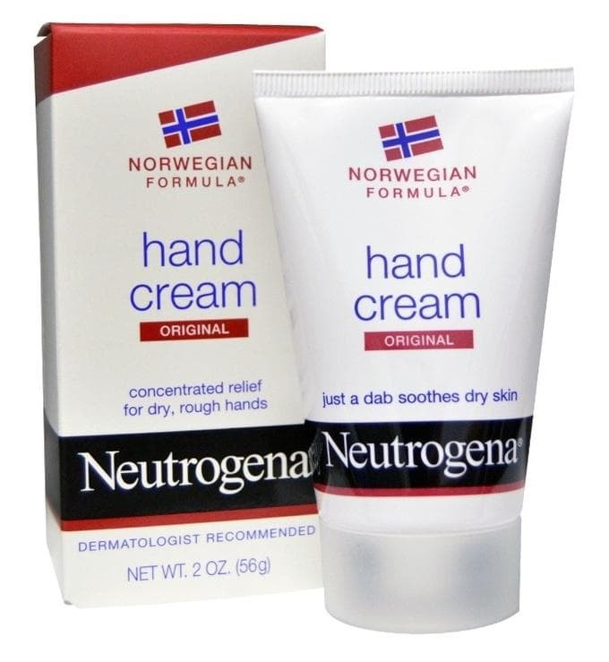 Neutrogena cream for dry skin