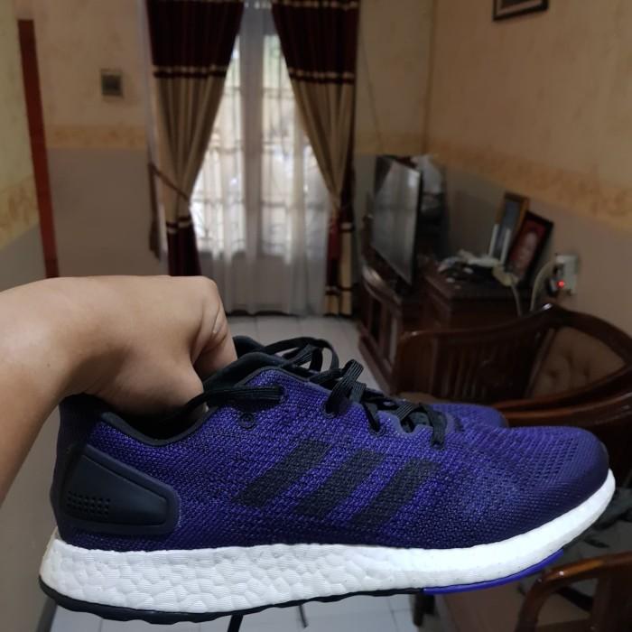 0bcd7bc4a Jual adidas pureboost dpr dark purple - fred s