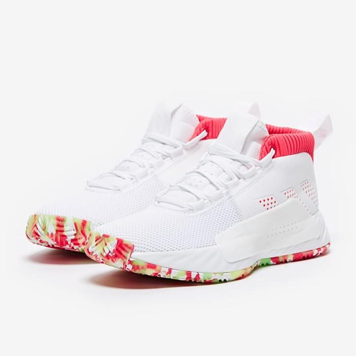 Jual Sepatu Basket adidas Dame 5 'All Skate' Cloud White Kab. Cilacap A.T.P SPORTS | Tokopedia