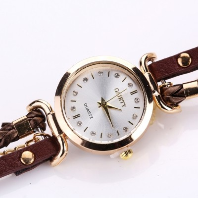 1d772f0a83d8 Jual GAIETY G368 Women Watch Wrap Around Leather Band Quartz Watches ...