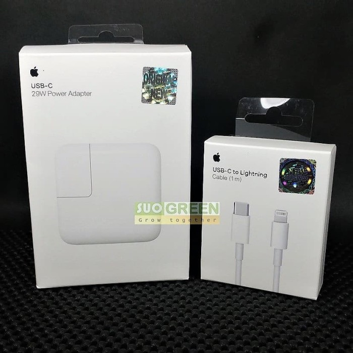 low priced 0bd65 f6068 Jual Power Delivery PD Fast Charger Apple iPhone X XS XR 8 Plus Original -  Jakarta Timur - suogreen   Tokopedia