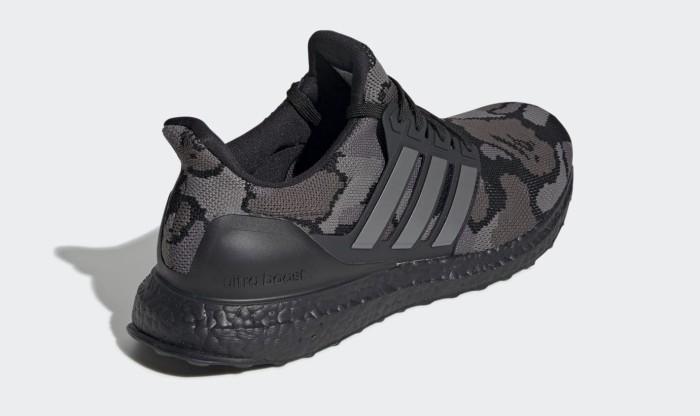 db3bd5458b428 Jual BAPE x adidas Ultra Boost 4.0 Black Camo - Kota Administrasi ...