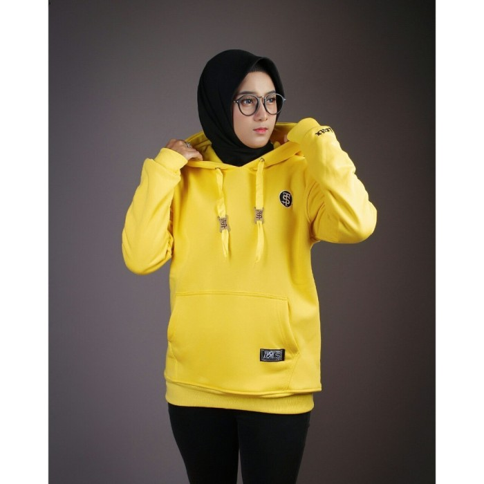 Hoodie Wanita Original Triplesix Sweater Distro All Size
