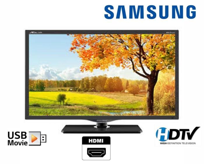 SAMSUNG LED TV 24 Inch HD - 24H4150 - Khusus Grab/Gojek