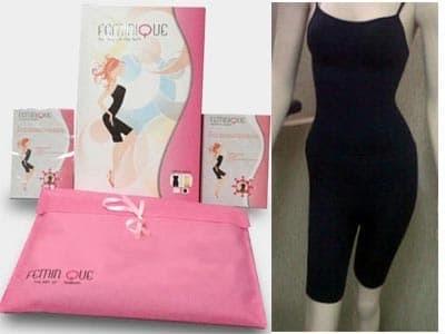 Harga Jual Feminique Baju Pelangsing Pakaian Dalam Wanita Bentuk ... 275cf4b9da