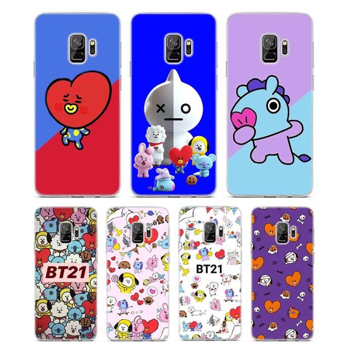 new arrival 53276 6750e Jual Kartun BTS BT21 Case Samsung Galaxy M30 M20 M10 S10 S9 S8 - DKI  Jakarta - Winarni Shop   Tokopedia