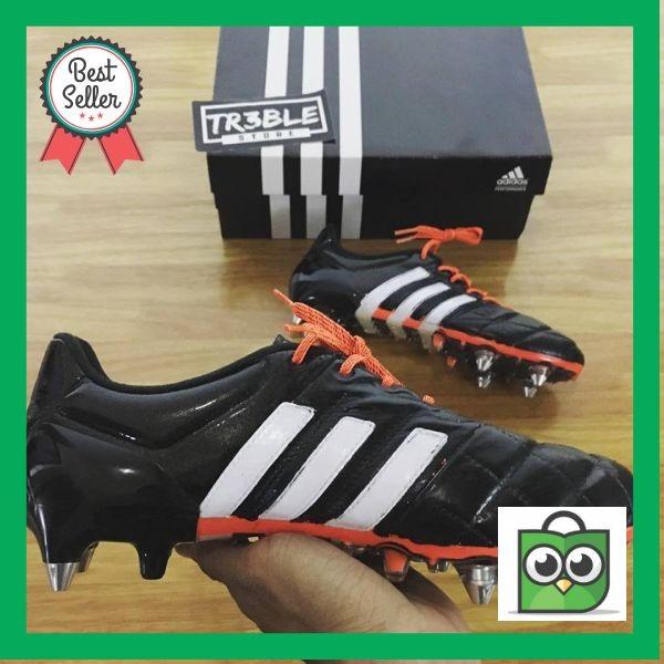 reputable site 2fcb9 7e7cc Jual BEST SELLER Sepatu Bola Adidas Ace 15.1 SG Leather Original Sepak JZEJ  - Jakarta Barat - Binggo_Mall   Tokopedia