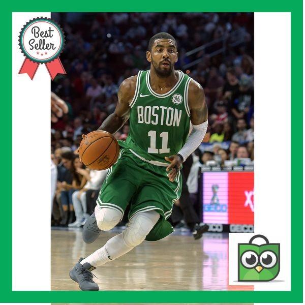 Custom LEGO NBA Boston Celtics Team 5 Players irving