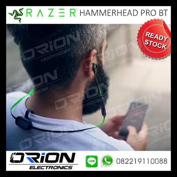 TERBATAS Razer Hammerhead BT Bluetooth Earphone Gaming BIG SALE