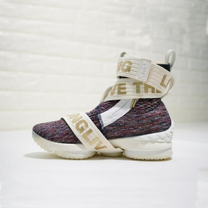 separation shoes 11a9d 26562 Jual Nike Lebron 15 Lif Kith Concrete fieg - DKI Jakarta - COGITO STORE    Tokopedia