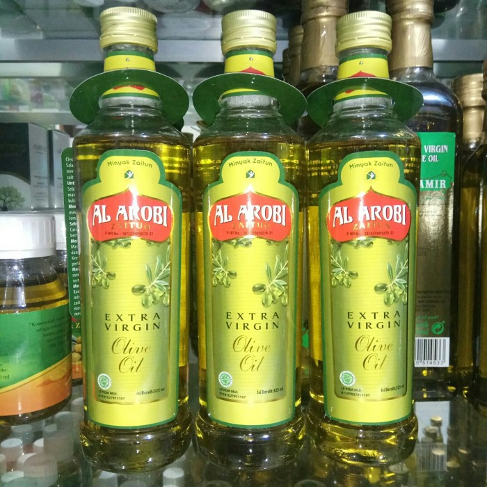 Foto Produk Minyak Zaitun Al Arobi dari harga grosir 01
