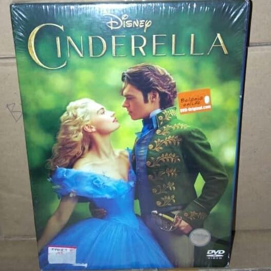 harga Dvd cinderella (original) Tokopedia.com