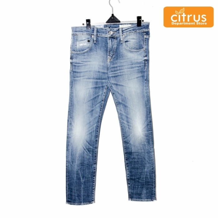36422f4e7b3 Jual AJ03 Bawahan Pakaian Pria BOMBBOOGIE 43SB5B3ML Celana Jeans ...