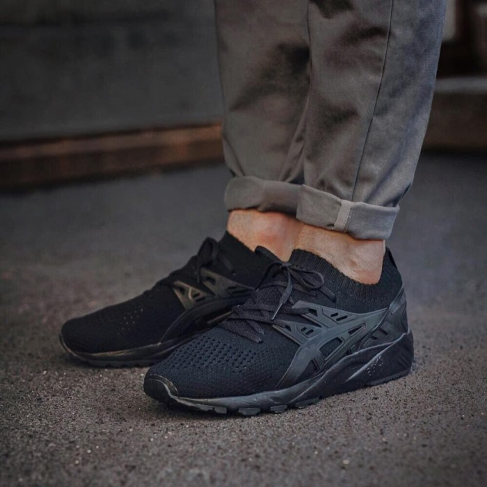 best service 19e14 a6673 Jual Asics Gel Lyte Kayano Trainer Knit