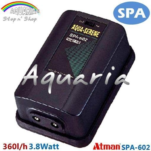 harga Atman spa-602 aquarium air pump Tokopedia.com