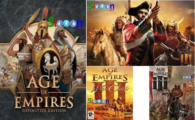 Jual Age of Empire 3 dan Definitve Edition Paket Game untuk PC Laptop -  Kota Bandung - KaiLLLda | Tokopedia