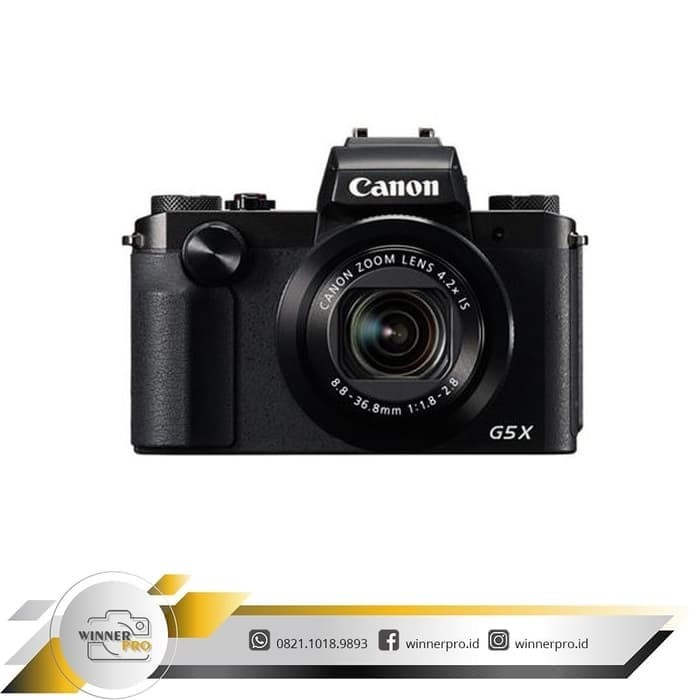 harga Canon power shot g5x Tokopedia.com