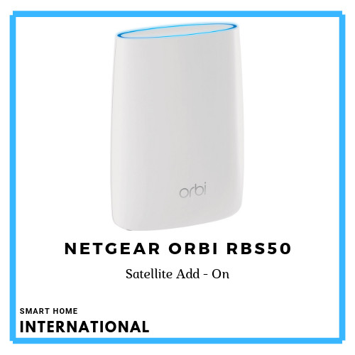 Jual Netgear Orbi RBS50 Satellite Add-On - Jakarta Pusat - Smart Home  International | Tokopedia