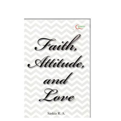 harga Faith. attitude. and love Tokopedia.com