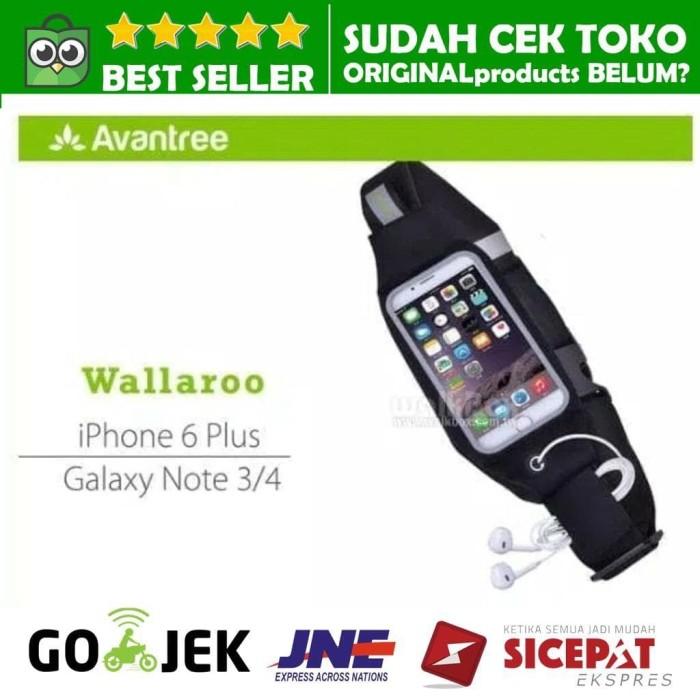 harga Capdase posh water resistant waist belt bag pouch running jogging lari Tokopedia.com