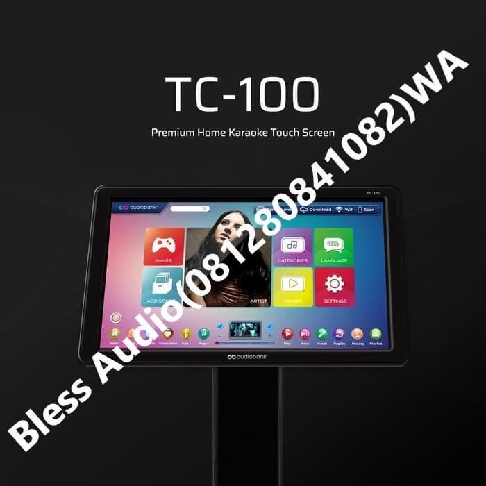 harga Bless audio - audiobank tc 100 lcd monitor touch screen Tokopedia.com