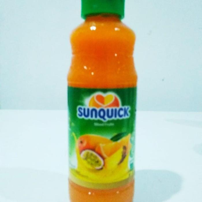 harga Sunquick mixed fruits 330ml Tokopedia.com