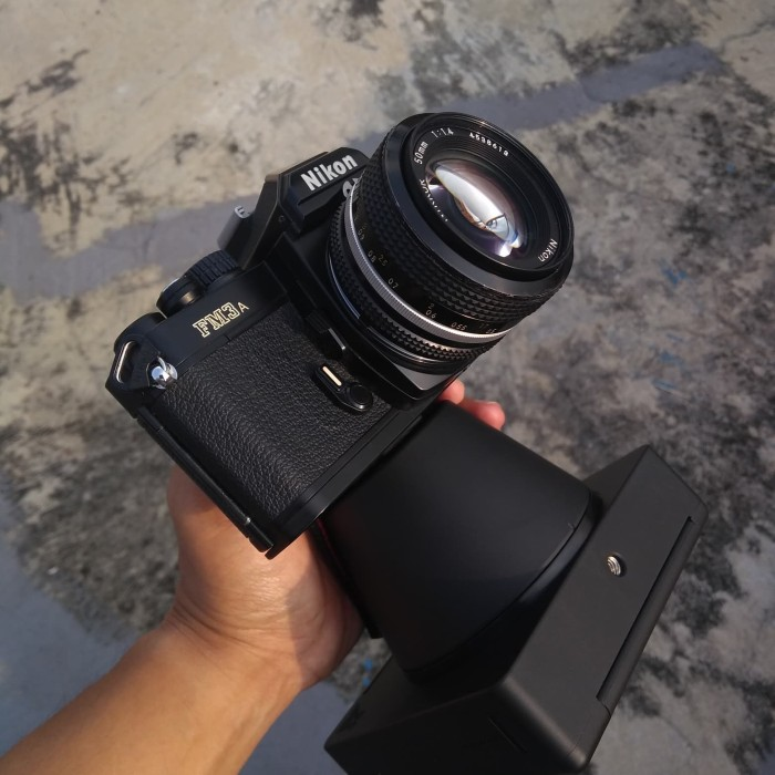 Jual Instant Magny 35 Back Instax Square For Nikon Fm2 FE Fm3a Kamera Analo  - DKI Jakarta - rapot_merah | Tokopedia