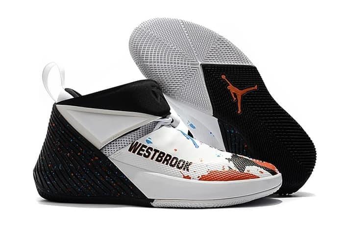 6df11323307 Nike Air Jordan Why Not Zero 1 WestBrook ADAMS High Premium Original