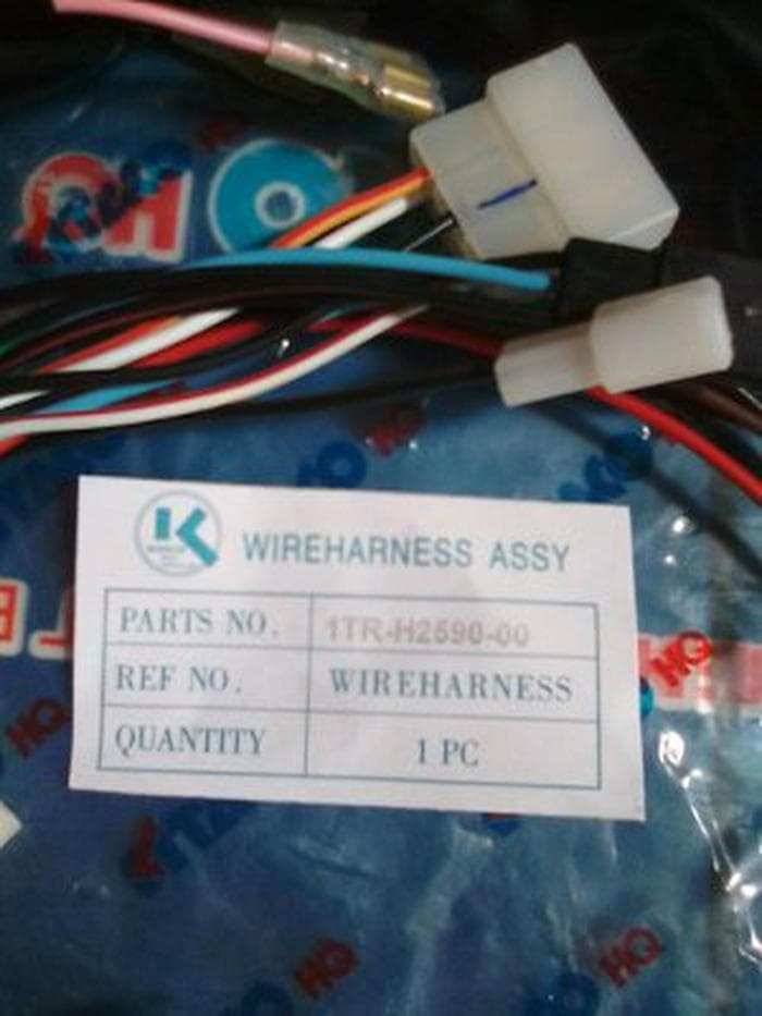 Jual Kabel Body RX King Co Wiring Harness Limited - Kota Surabaya - on