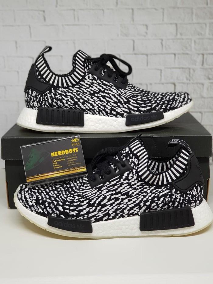 separation shoes 8a005 41fd5 Jual Adidas NMD R1 PK Sashiko Black BNIB 100% Authentic Harga Idiot - Kota  Palembang - Kevin Winata | Tokopedia
