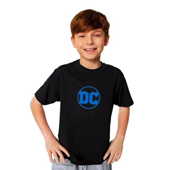 Foto Produk Tshirt Kaos Anak Anak DC House 002 By Zalfa Kids dari ZALFA KIDS CLOTHING