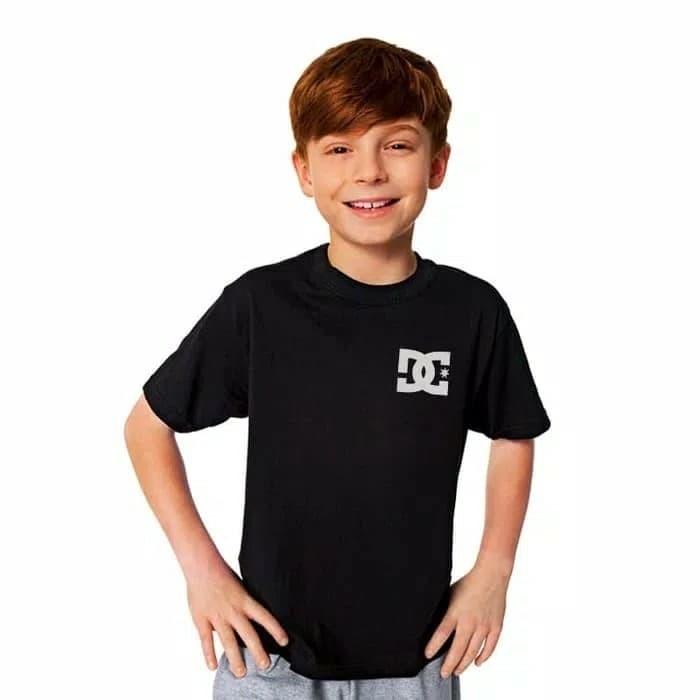 Foto Produk Tshirt Kaos Anak Anak DC House By Zalfa Kids dari ZALFA KIDS CLOTHING