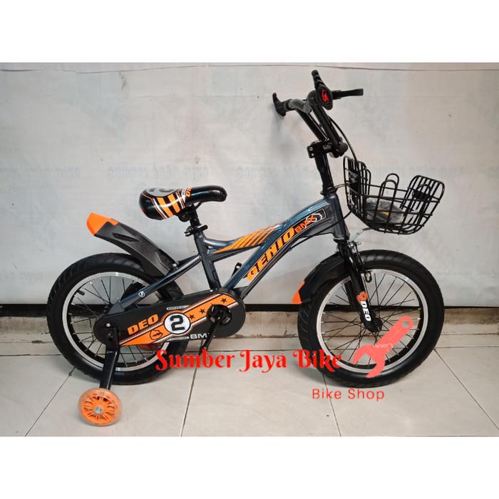 harga Sepeda bmx 18 inch genio by united bike new Tokopedia.com