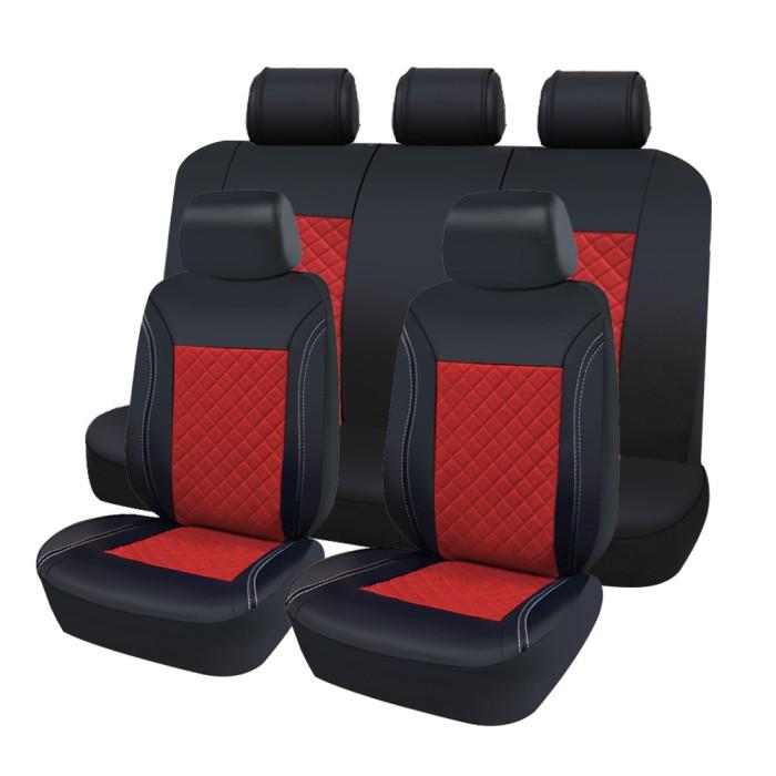 Jual Universal Pu Leather Car Seat Auto Interior Accessories Car Seat Kota Surabaya Dolby Mall Tokopedia