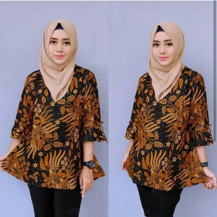 Blouse Batik Manggar