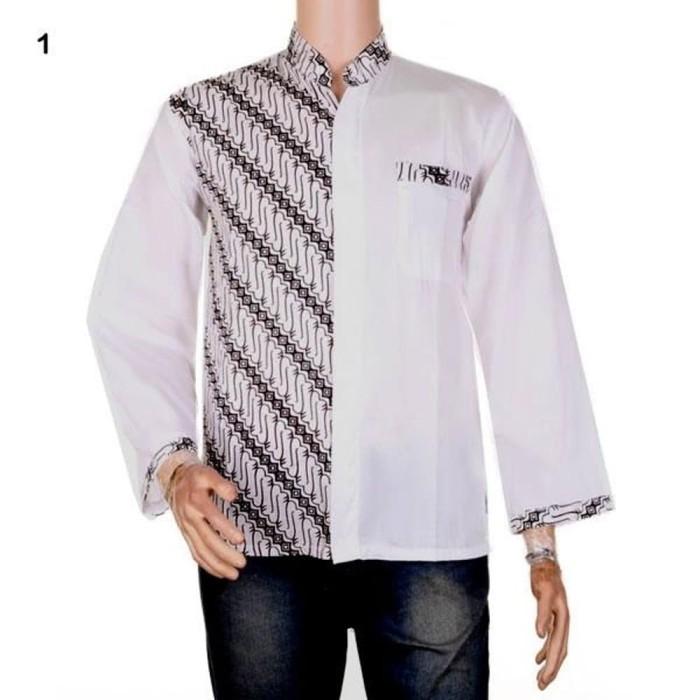 Baju Koko Luqman Lengan Panjang