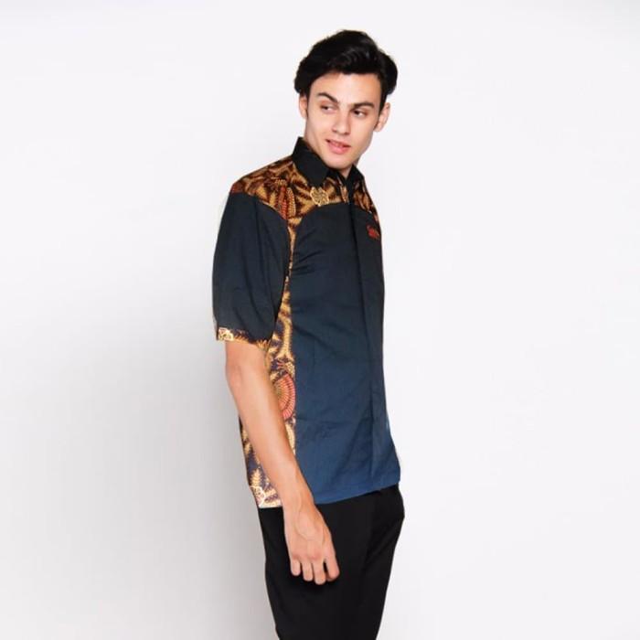 Kemeja Batik Keren Lengan Pendek