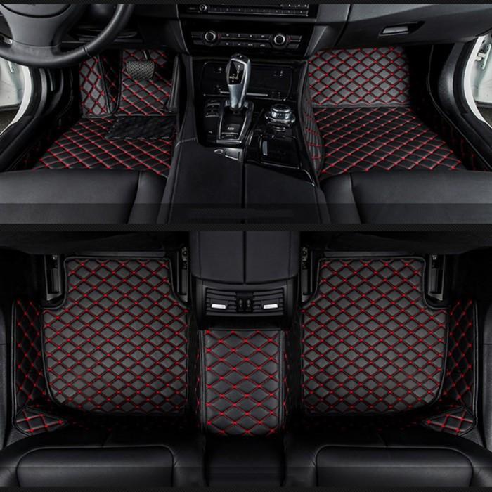 Car Floor Mats >> Jual Car Floor Mats For Chrysler 300c Grand Voyager Sebring Car Styling Kota Surabaya Exsotic Mart Tokopedia