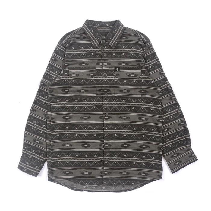 Foto Produk SALE! Navajo Grey Flannel dari Baby Zombie Co.