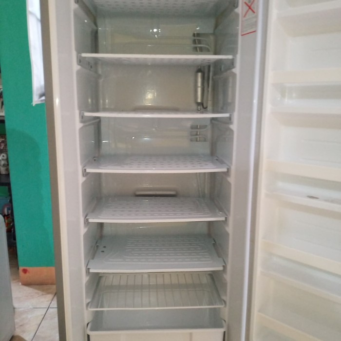 harga Kulkas Freezer / Kulkas ASI / Kulkas second / Freezer Second / AQUA Tokopedia.com