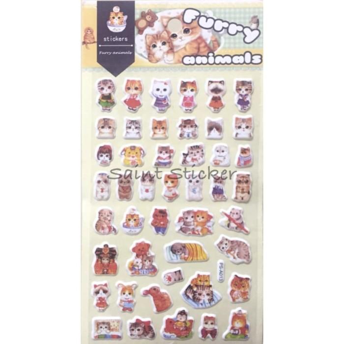 Jual Gambar Tempel Sticker Timbul Stiker Anak Karakter