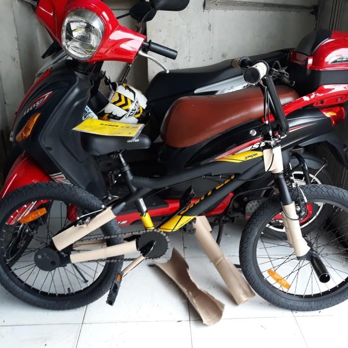 harga Sepeda anak bmx 20 united jumper x Tokopedia.com