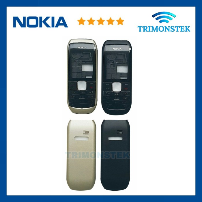 pretty nice ba5f9 a6d14 Jual Housing / Casing Fullset Nokia 1800 Original Quality - Kota Tangerang  - Trimonstek | Tokopedia