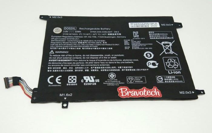 Jual Hp Laptop Battery Do02xl Hp Pavilion X2 10 210 G1 33wh Kab Bekasi Bravotech Tokopedia